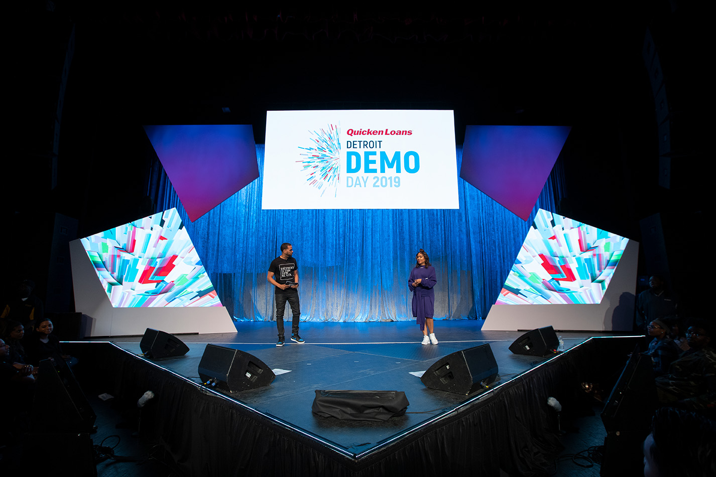 Detroit Demo Day - One Day  One City  One Million Dollars